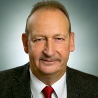 Porträtfoto von Georg Grimm